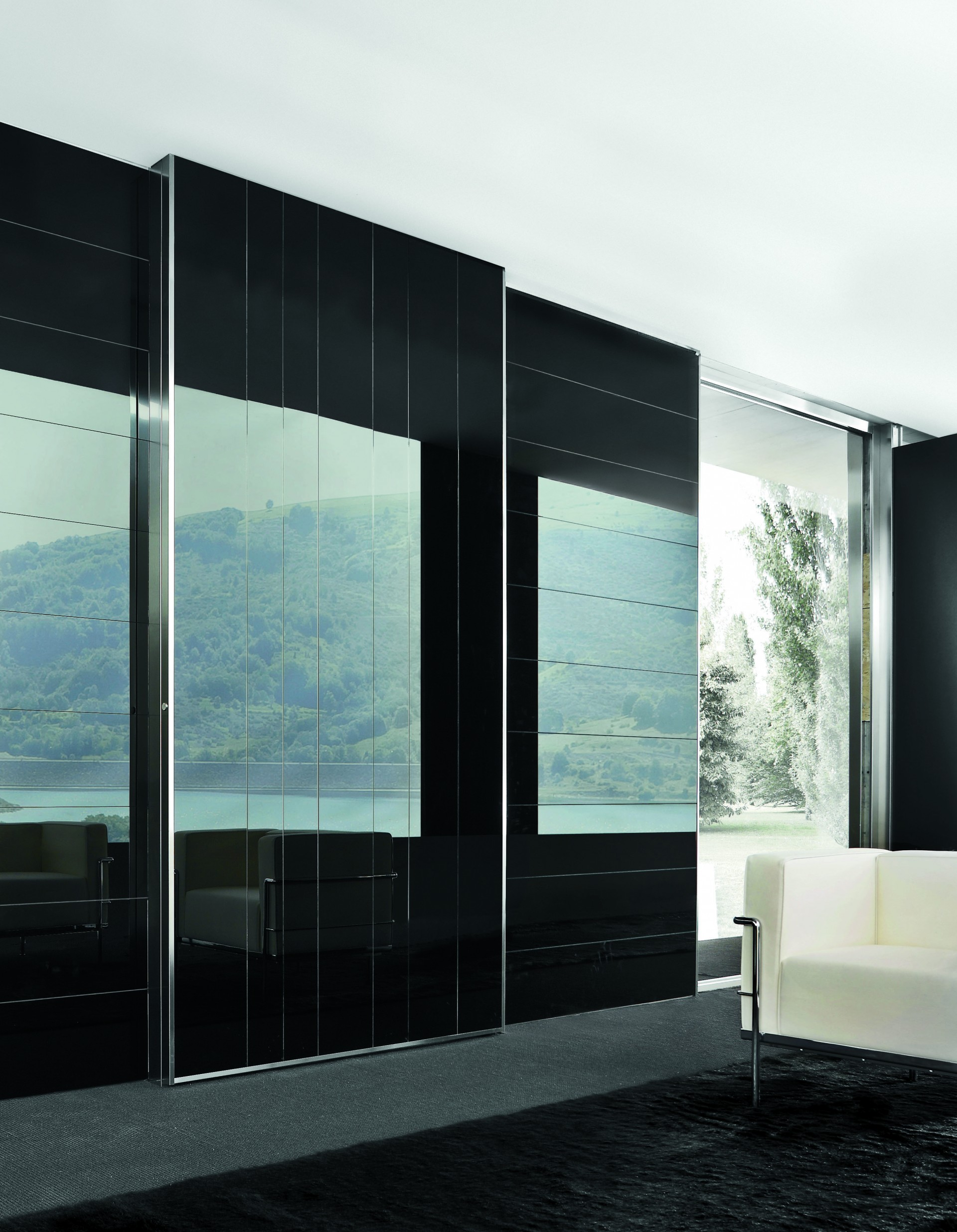 Condensa porta blindata latest come effettuare una - Condensa vetri finestra ...