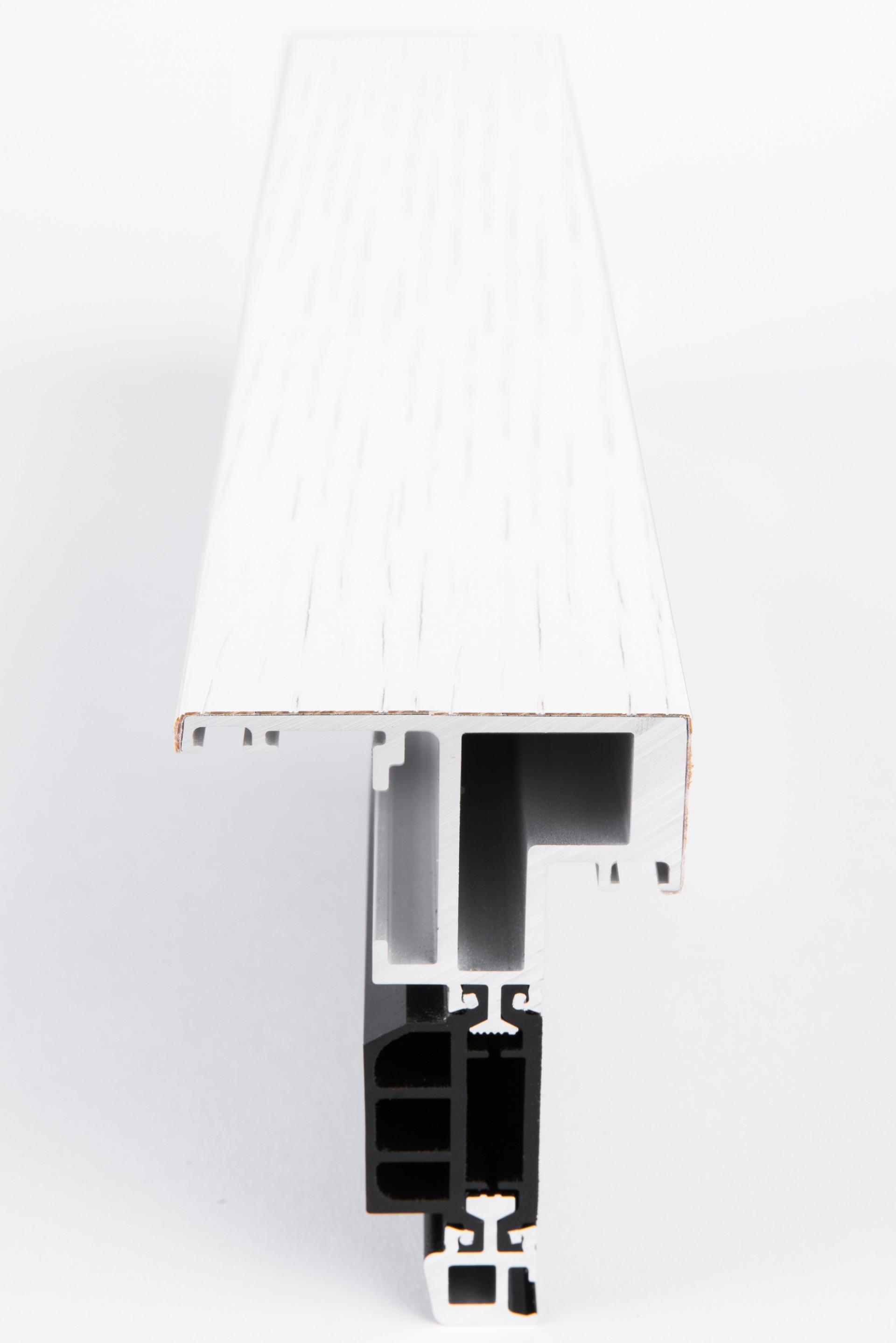 Finestre in alluminio rizzi infissi - Finestre a bilico verticale ...